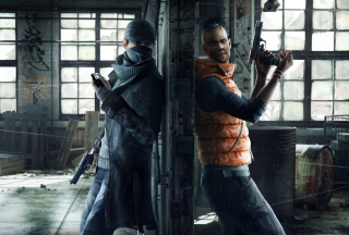 Free 2014 Watch Dogs Game Picture for Android, iPhone and iPad