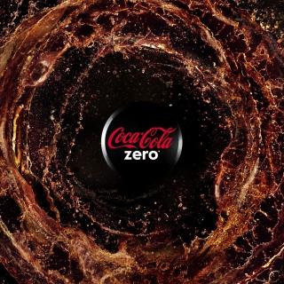Coca Cola Zero - Diet and Sugar Free - Obrázkek zdarma pro 128x128