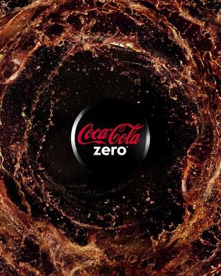 Coca Cola Zero - Diet and Sugar Free - Obrázkek zdarma pro Nokia Asha 203