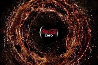 Coca Cola Zero - Diet and Sugar Free - Obrázkek zdarma pro Nokia Asha 205