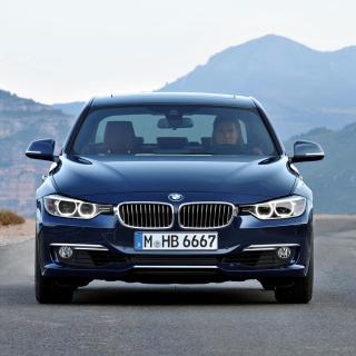 BMW 328i F30 - Obrázkek zdarma pro 128x128
