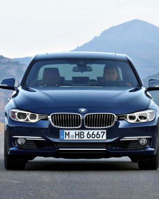 BMW 328i F30 - Obrázkek zdarma pro iPhone 3G
