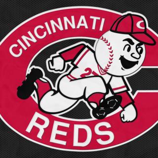 Cincinnati Reds from League Baseball - Obrázkek zdarma pro iPad 2