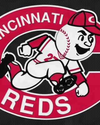 Cincinnati Reds from League Baseball - Obrázkek zdarma pro iPhone 6
