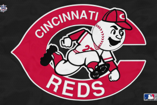 Cincinnati Reds from League Baseball - Obrázkek zdarma pro Widescreen Desktop PC 1600x900