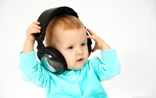 Dj Baby Background for Android, iPhone and iPad