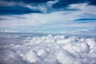 Above Clouds Picture for Android, iPhone and iPad