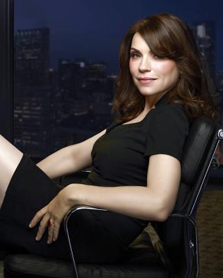 The Good Wife Alicia Florrick Legs - Obrázkek zdarma pro Nokia Asha 503