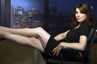 The Good Wife Alicia Florrick Legs - Obrázkek zdarma pro Widescreen Desktop PC 1280x800