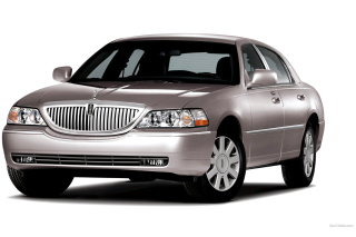 Free Lincoln Town Car Picture for Android, iPhone and iPad