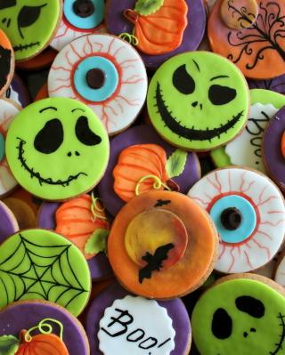 Scary Cookies - Obrázkek zdarma pro 640x960