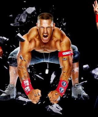 John Cena - Obrázkek zdarma pro Nokia Asha 305