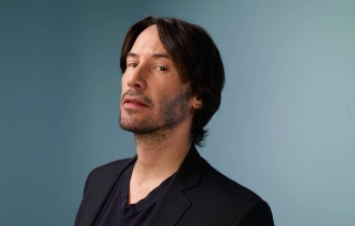 Keanu Reeves Background for Android, iPhone and iPad