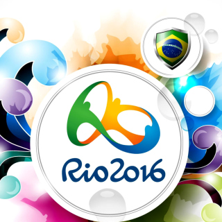 Olympic Games Rio 2016 - Obrázkek zdarma pro 2048x2048