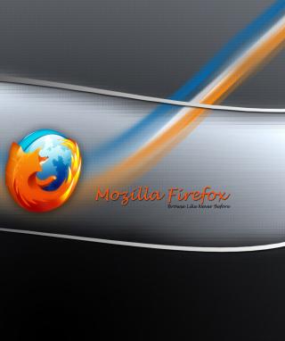 Mozilla Firefox - Obrázkek zdarma pro 320x480