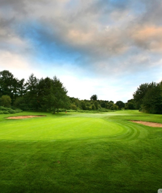 Golf Course - Obrázkek zdarma pro iPhone 3G