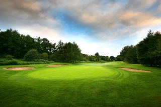 Golf Course - Obrázkek zdarma pro Samsung Galaxy Note 3