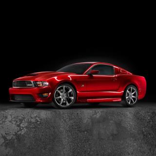 Saleen S281 Supercharged Mustang - Obrázkek zdarma pro iPad