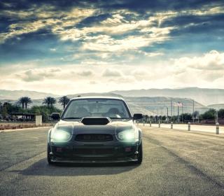 Subaru - Obrázkek zdarma pro iPad Air
