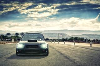 Subaru - Obrázkek zdarma pro LG P970 Optimus