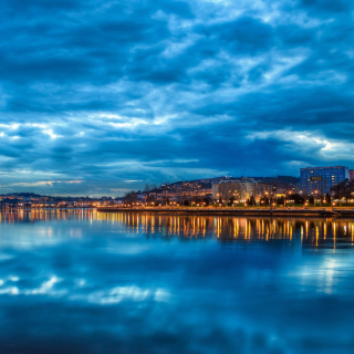 Corunna Spain - Obrázkek zdarma pro iPad Air