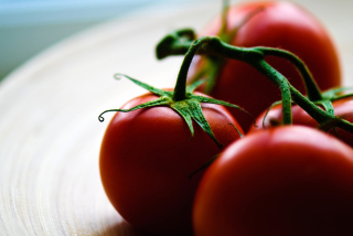 Tomatoes - Tomates Background for Android, iPhone and iPad
