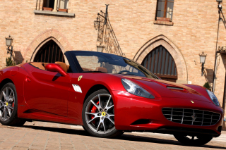 Ferrari California T Super Car - Obrázkek zdarma pro Widescreen Desktop PC 1920x1080 Full HD