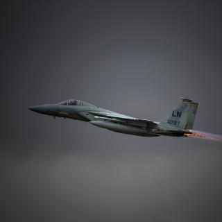 McDonnell Douglas F-15 Eagle Fighter Aircraft - Obrázkek zdarma pro iPad Air