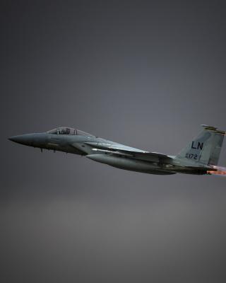 McDonnell Douglas F-15 Eagle Fighter Aircraft - Obrázkek zdarma pro iPhone 4S