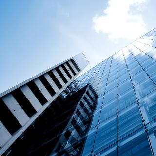 Office Business Park - Obrázkek zdarma pro 320x320