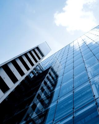Office Business Park - Obrázkek zdarma pro 240x320