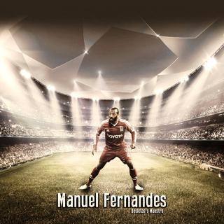 Manuel Fernandes - Obrázkek zdarma pro 2048x2048