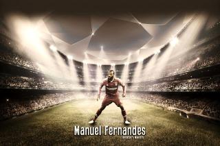 Manuel Fernandes - Obrázkek zdarma pro Samsung Galaxy A3