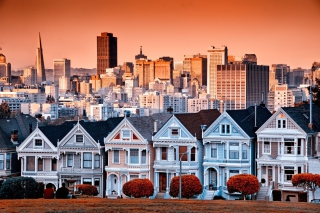 Free Beautiful San Francisco California Picture for Android, iPhone and iPad
