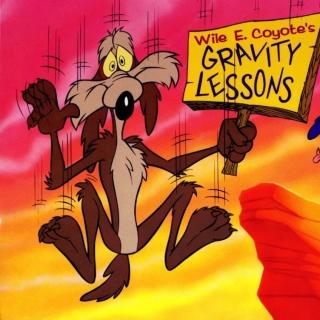Wile E Coyote  Looney Tunes - Obrázkek zdarma pro 208x208