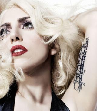 Lady Gaga - Obrázkek zdarma pro Nokia C6-01