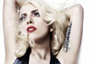 Lady Gaga - Obrázkek zdarma pro Samsung P1000 Galaxy Tab