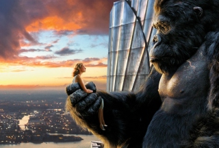King Kong Film - Obrázkek zdarma pro Nokia XL