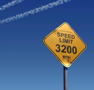 Speed Limit - Obrázkek zdarma pro 2048x2048