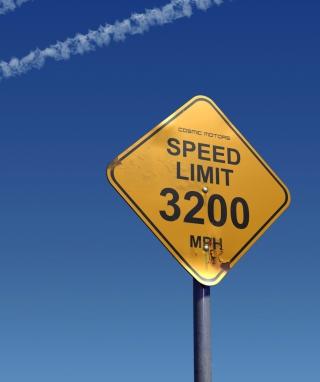 Speed Limit - Obrázkek zdarma pro Nokia Asha 503