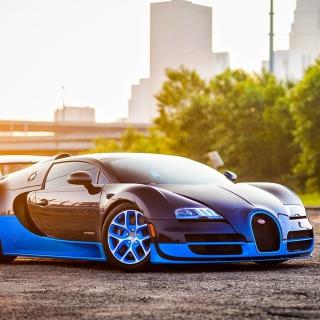 Bugatti Veyron Super Sport Auto - Obrázkek zdarma pro iPad mini 2