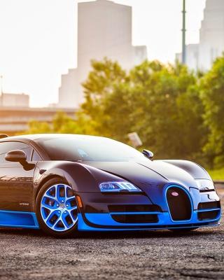 Bugatti Veyron Super Sport Auto - Obrázkek zdarma pro Nokia X1-00