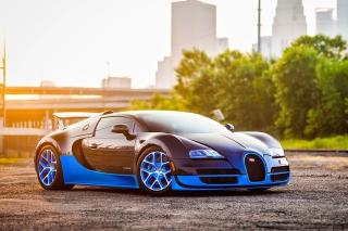 Bugatti Veyron Super Sport Auto - Obrázkek zdarma pro Nokia C3