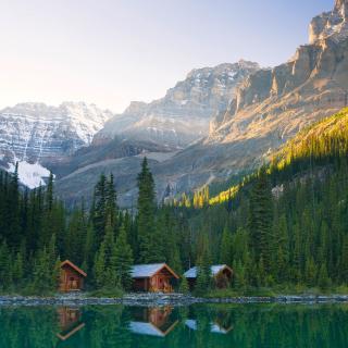 Canada National Park - Obrázkek zdarma pro iPad mini