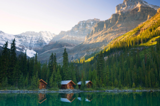 Free Canada National Park Picture for Android, iPhone and iPad
