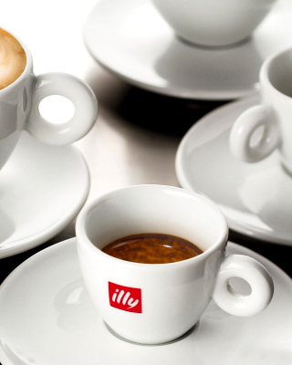 Illy Coffee Espresso Wallpaper for Nokia C5-05