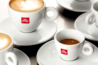 Illy Coffee Espresso Wallpaper for Android, iPhone and iPad