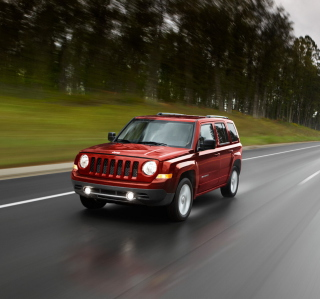 Jeep Patriot - Obrázkek zdarma pro iPad mini