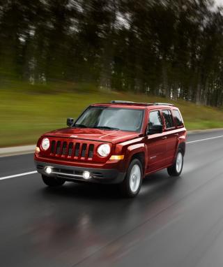 Jeep Patriot - Obrázkek zdarma pro Nokia Asha 503