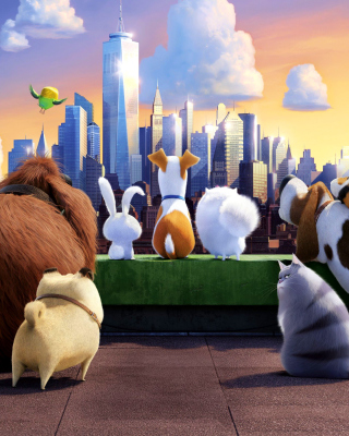 The Secret Life of Pets Gang - Obrázkek zdarma pro iPhone 6